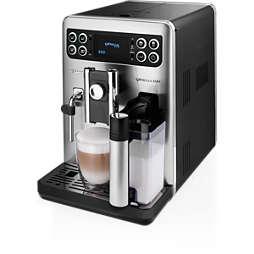 """Saeco Exprelia Evo """"Super-automatic"""" espresso automāts"""