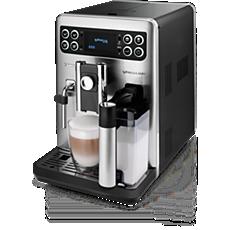 HD8855/09 Saeco Exprelia Evo Automatyczny ekspres do kawy