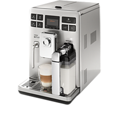 HD8856/01 Philips Saeco Exprelia Superautomatisk espressomaskin