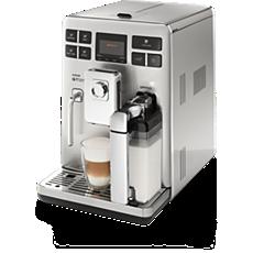 HD8856/08 - Philips Saeco Exprelia Super-automatic espresso machine
