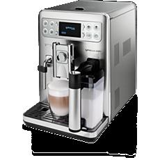 HD8857/01 Saeco Exprelia Evo Super-automatic espresso machine