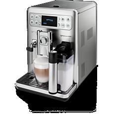 HD8857/09 Saeco Exprelia Evo Automatyczny ekspres do kawy