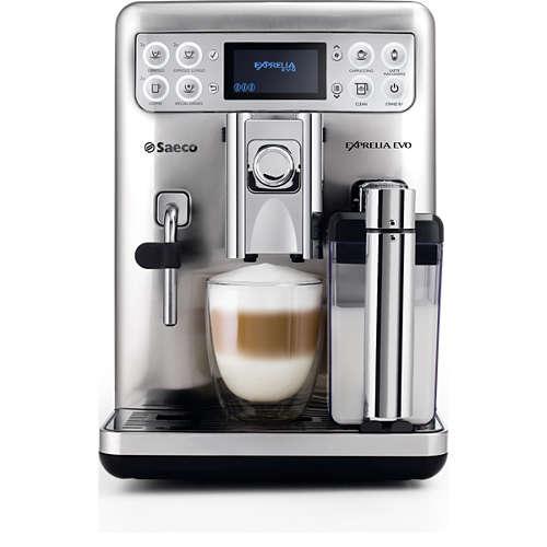 Exprelia Volautomatische espressomachine