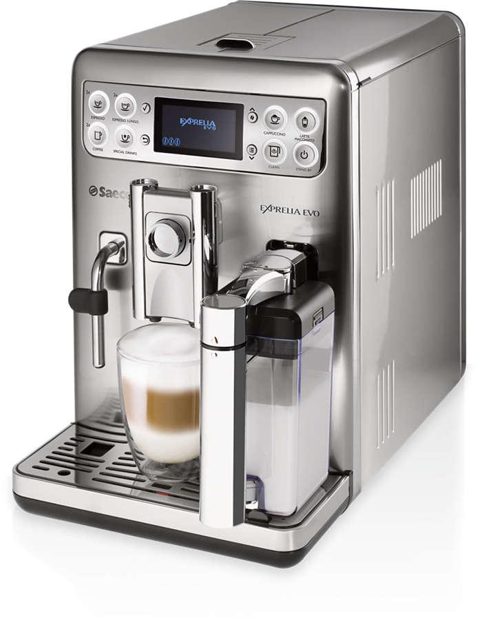 Hõrk kohv täpselt teie maitse järgi