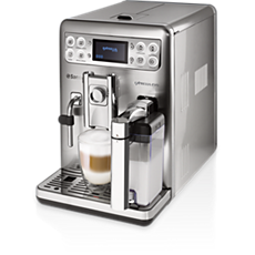 HD8858/01 -  Saeco Exprelia Täisautomaatne espressomasin