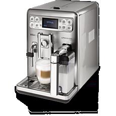 "HD8858/01 Saeco Exprelia ""Super-automatic"" espresso automāts"