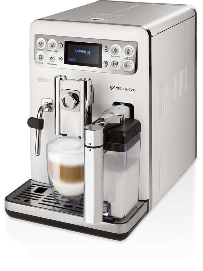 Exquisite coffee, fine tuned to your taste