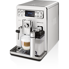 HD8859/01 Saeco Exprelia Super-automatic espresso machine