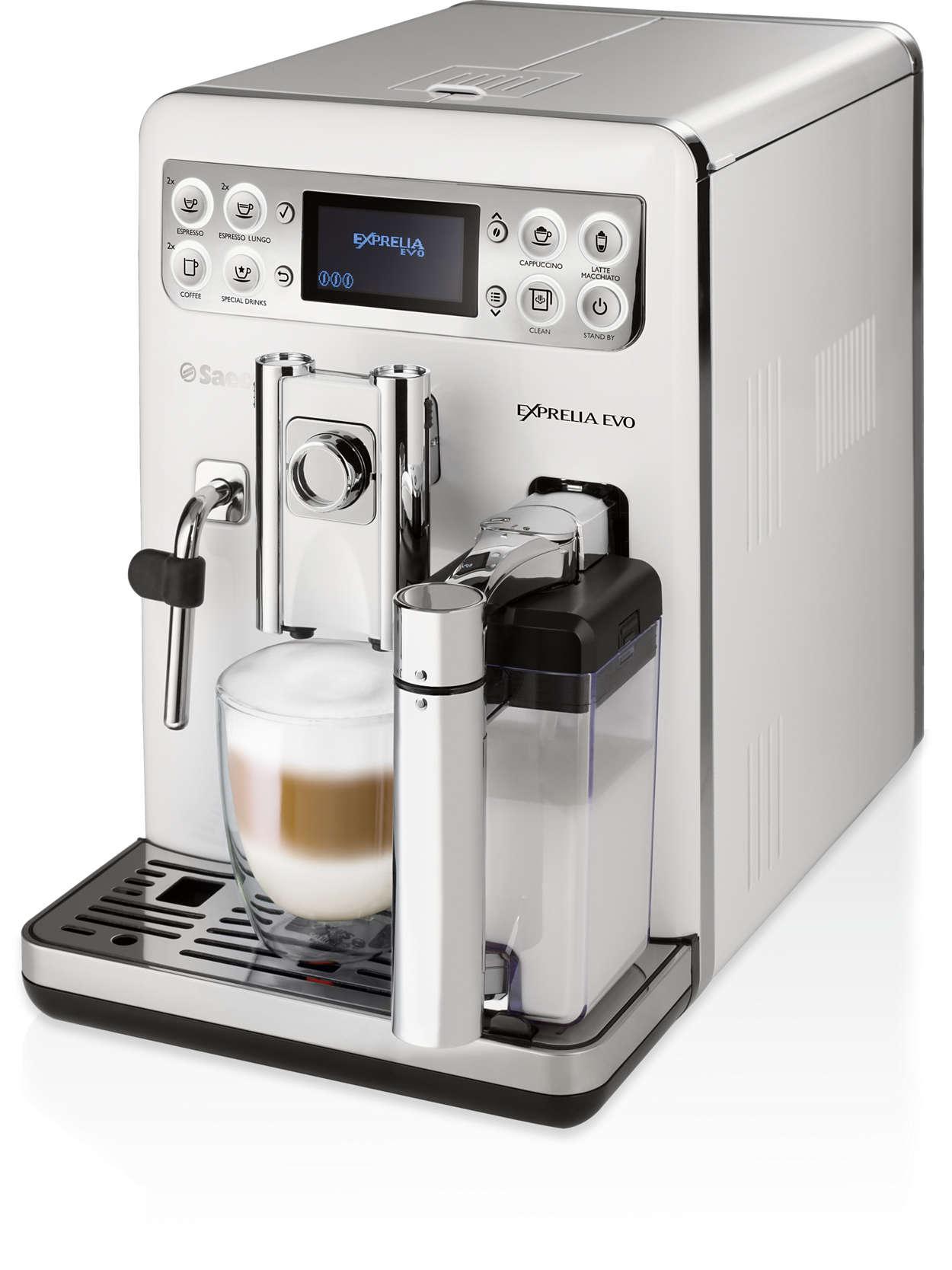 Un délicieux café sur mesure