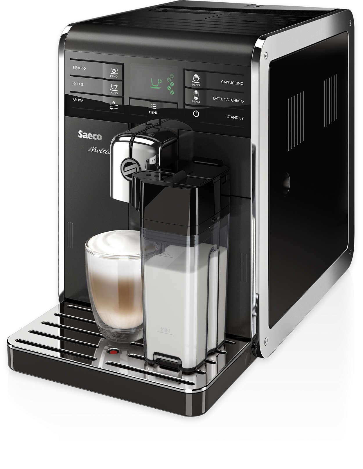 Machine A Cafe Saeco Moltio Accessoires