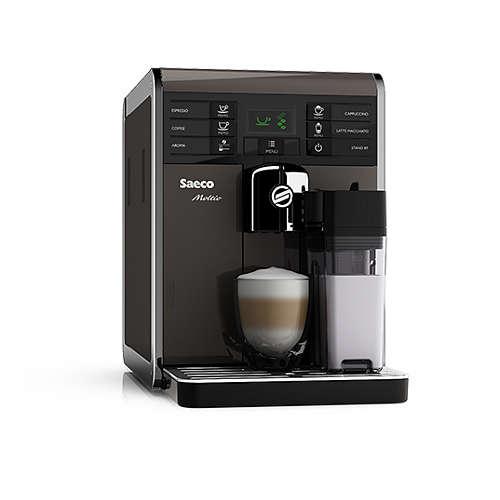 Moltio Carafe Super-automatic espresso machine