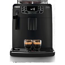 HD8900/01 Saeco Intelia Deluxe Volautomatische espressomachine