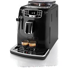 """HD8902/01 Saeco Intelia Deluxe """"Super-automatic"""" espresso automāts"""