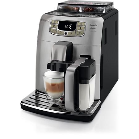 Cafeteras espresso automáticas Saeco