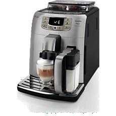 HD8906/01 Saeco Intelia Deluxe Automata eszpresszó kávéfőző