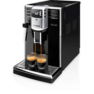 Incanto Espressomaskin med Italiensk design