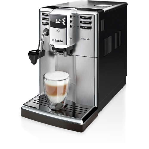 Incanto W pełni automatyczny ekspres do kawy