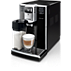 Saeco Incanto Super-automatic espresso machine HD8916/01 6 Beverages Integrated milk carafe PianoBlack AquaClean