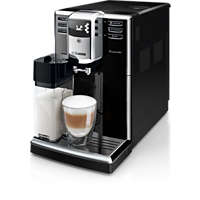 Espressor super automat cu 6 băuturi