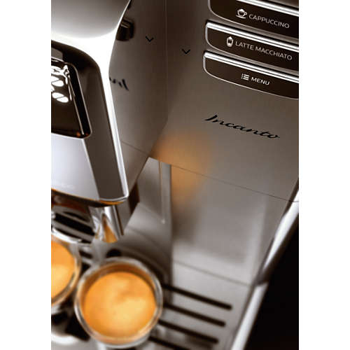 Incanto Machine espresso Super Automatique