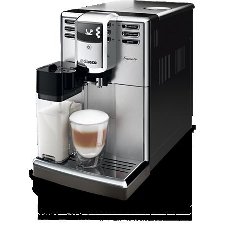 Edeles Design und beste Kaffeequalität