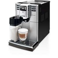 Cafetera espresso súper automática con 6 bebidas