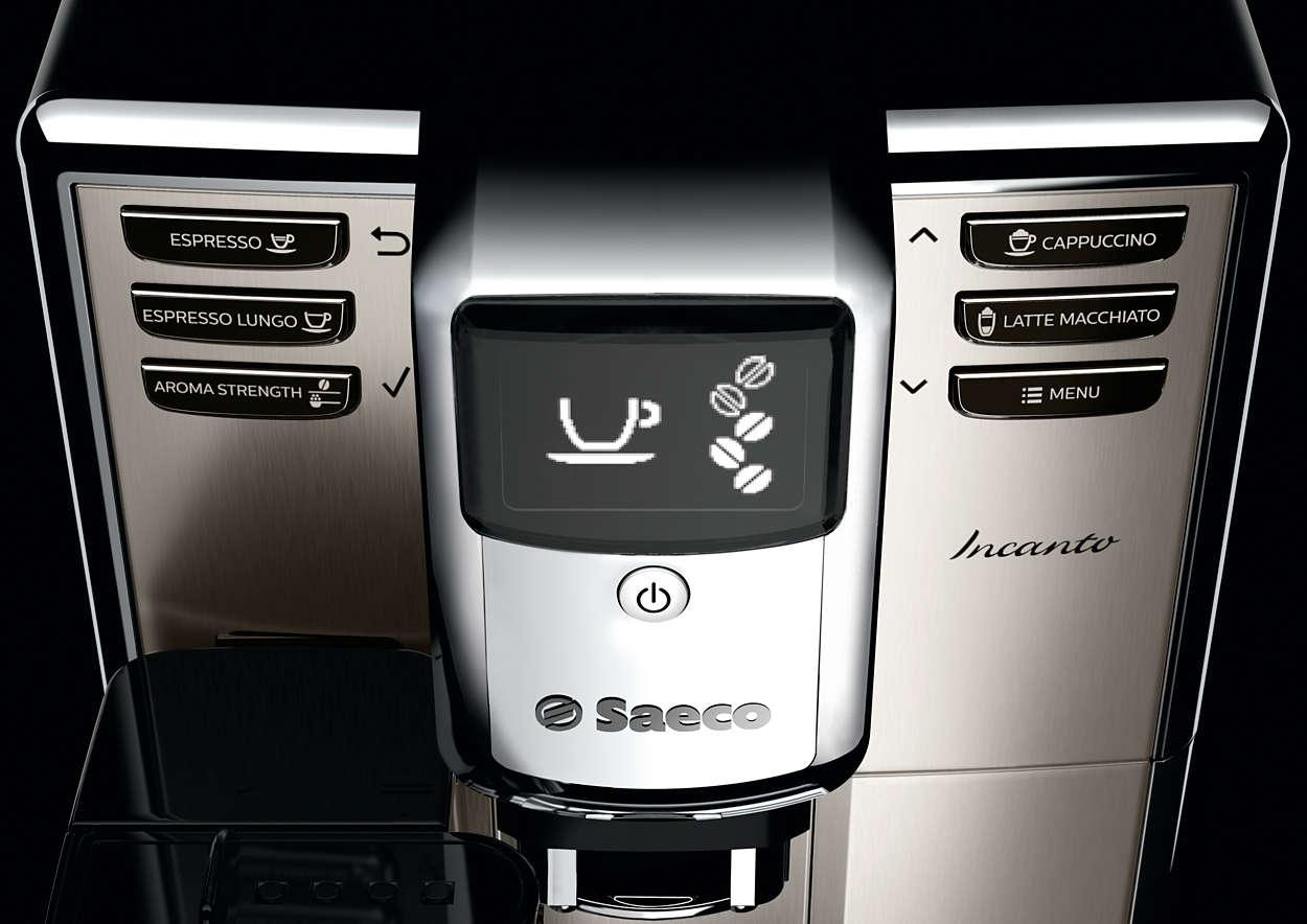 d596e3bb489a Incanto Automatyczny ekspres do kawy HD8917 09