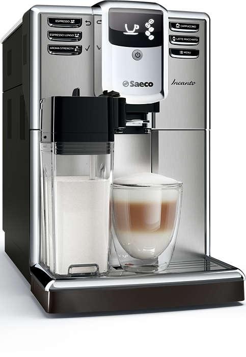 Espresso bodum machine granos