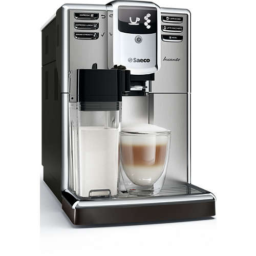 Incanto Super-automatic espresso machine