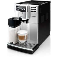 W pełni automatyczny ekspres do kawy — 6 rodzajów napojów
