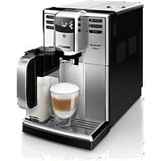 HD8921/09 -  Saeco Incanto Automatický espresovač s prémiovou nádobou na mléko