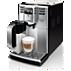 Saeco Incanto Automatický espresovač s prémiovou nádobou na mléko