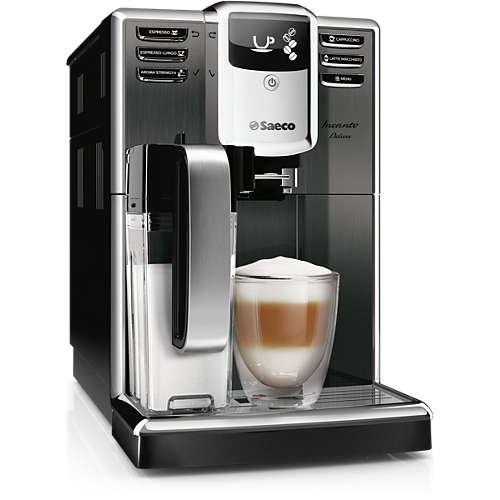 Incanto Deluxe Volautomatische espressomachine