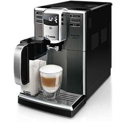 Saeco Incanto Deluxe Fuldautomatisk espressomaskine