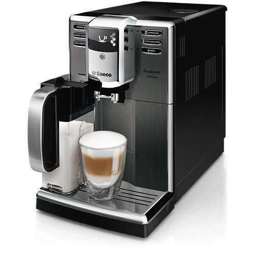Incanto Automatický espresovač s prémiovou nádobou na mléko