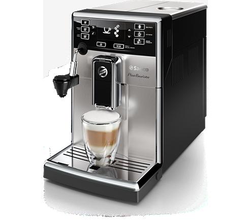 picobaristo super automatic espresso machine hd8924 47 saeco. Black Bedroom Furniture Sets. Home Design Ideas