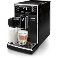 Helautomatisk espressomaskin med elleve drikker