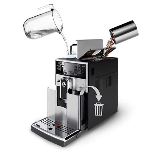 PicoBaristo Machine espresso Super Automatique