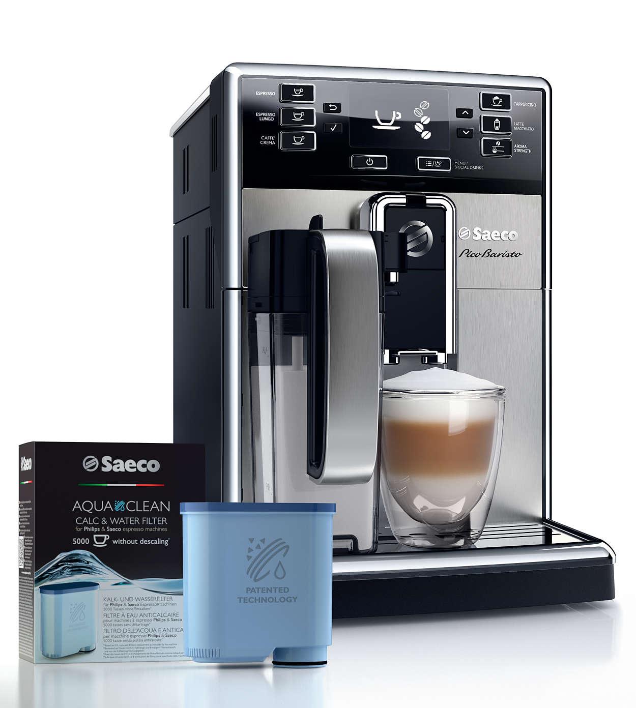 Pico Baristo Saeco Philips Automata kávégépek Alkatrés