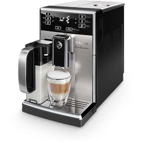 11 Beverages Super-automatic espresso machine
