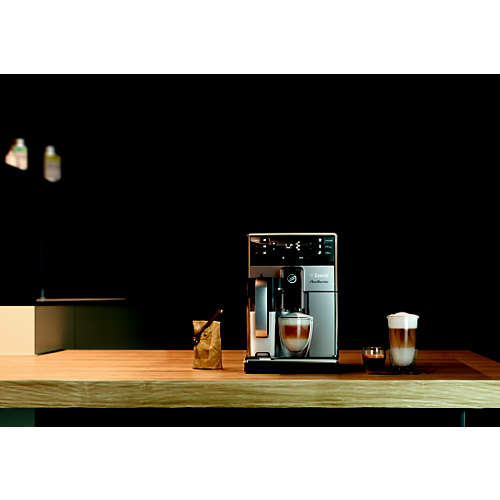 11 Beverages Super-automatic espresso machine