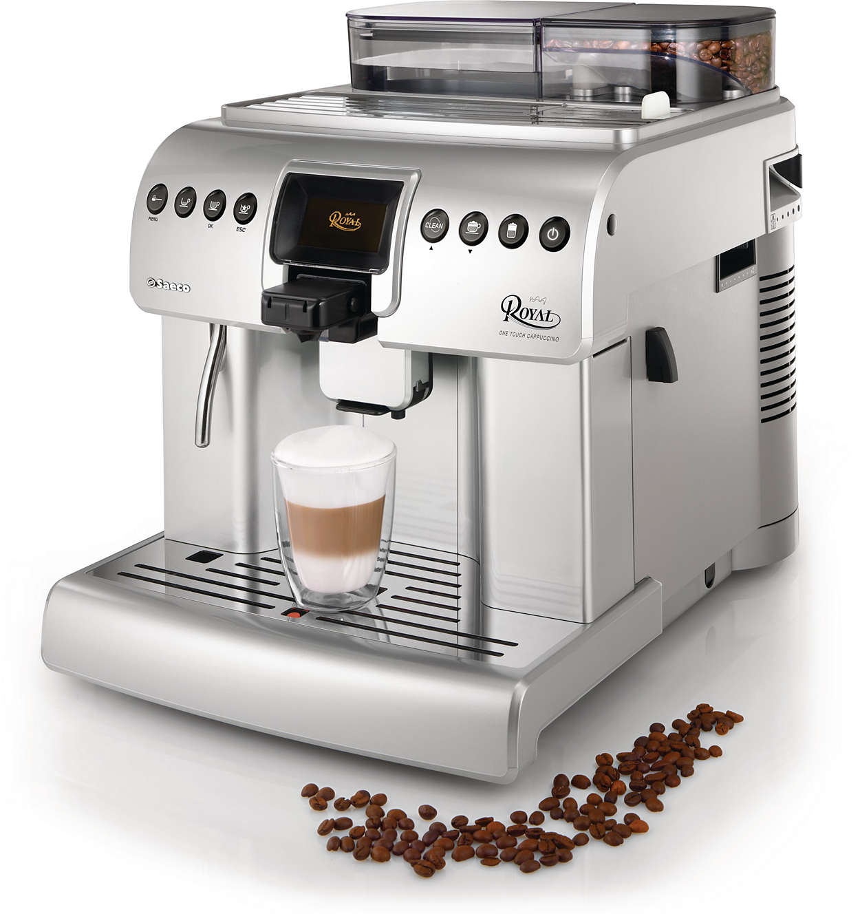 Cappuccino инструкция philips saeco royal