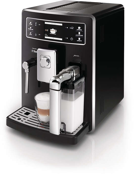 Für jeden Benutzer der perfekte Kaffee