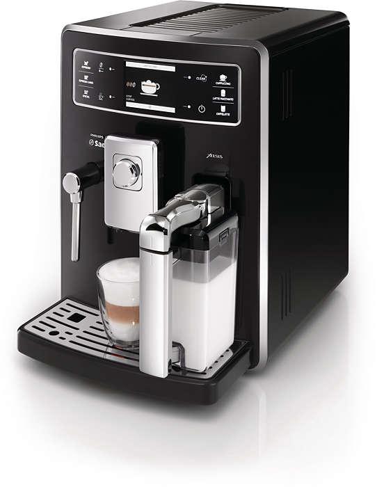 Multi-beverage, multi-user