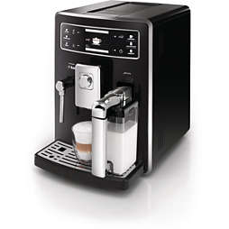 Saeco Xelsis Odlični samodejni espresso kavni aparat