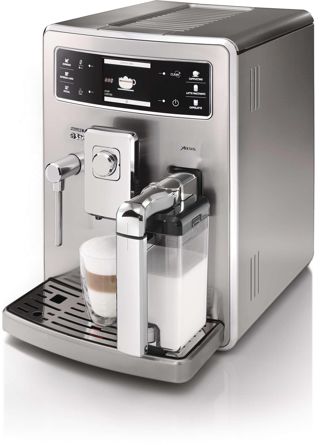 Savourez le café que vous aimez