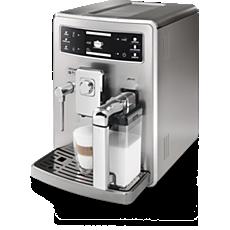 HD8944/47 Philips Saeco Xelsis Cafetera espresso superautomática