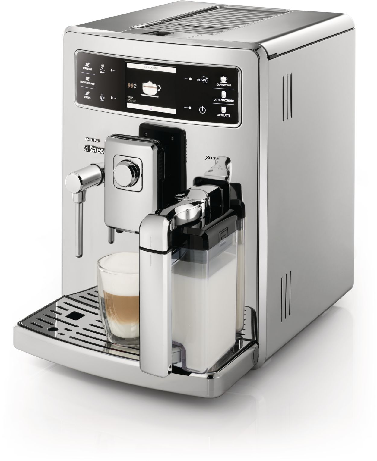 Philips Coffee Maker Replacement Parts : Xelsis Super-automatic espresso machine HD8946/01 Saeco