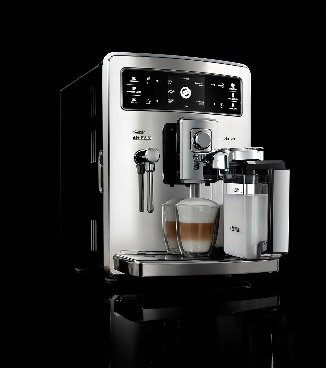 Xelsis Super-automatic espresso machine HD8946/03 | Saeco