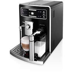 "Saeco Xelsis Evo ""Super-automatic"" espresso automāts"